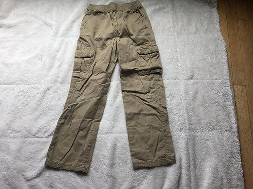 Childrens Place Khaki Cargo Pants