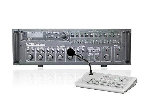 JDM S-2520D-U+RM2000