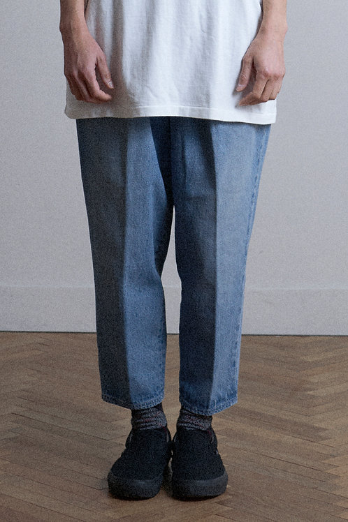 WORK WIDE TROUSERS