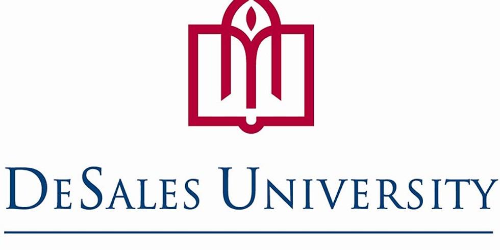 DeSales University - MFA Winter Residency 2020