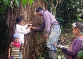 Covid-19 didn't stop our farmers from doing restoration and conservation work