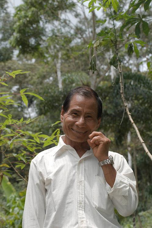 Restaurar 21 hectáreas en la selva amazónica