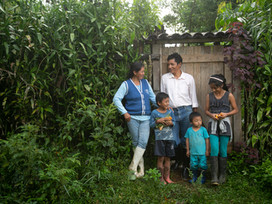 More families are joining this new way of making a living by restoring their ecosystems