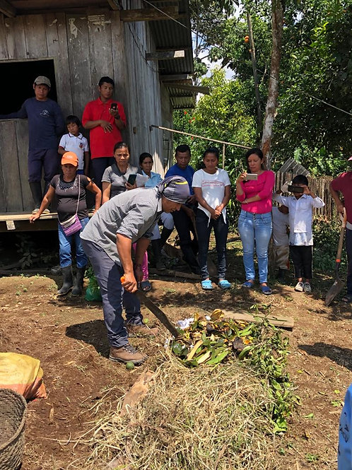 Deliver two days of agro-ecology workshops to Amazon communities