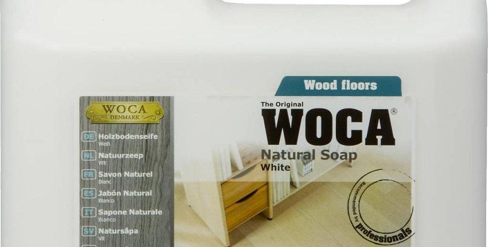 Wood Soap, White (1 ltr)