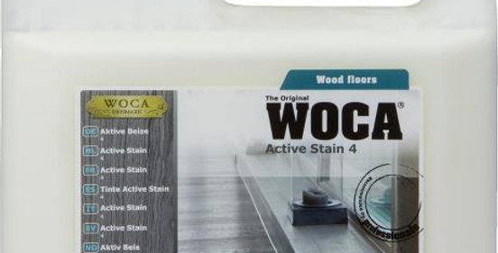 Active Stain 2,5 l - No. 4 (2.5 ltr)