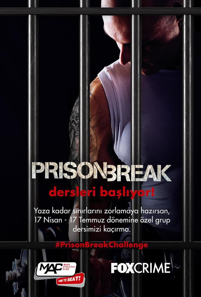 Prison Break-MAC poster