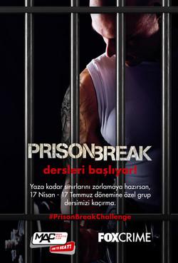 Prison Break-MAC poster