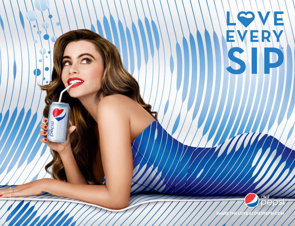 Pepsi / Packaging