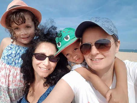 Finding my Family | Guest blog by Liz Marqueiro