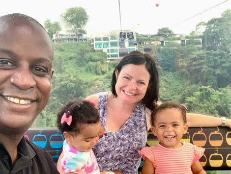 Finding my Family | Guest blog by Cathy Kiwanuka