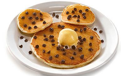 Perky Bear Pancakes