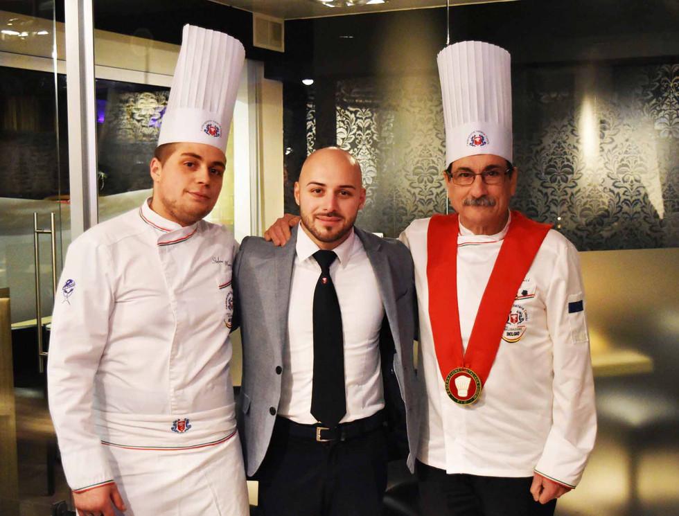 Pino Nacci al ristorante La Perla.jpg