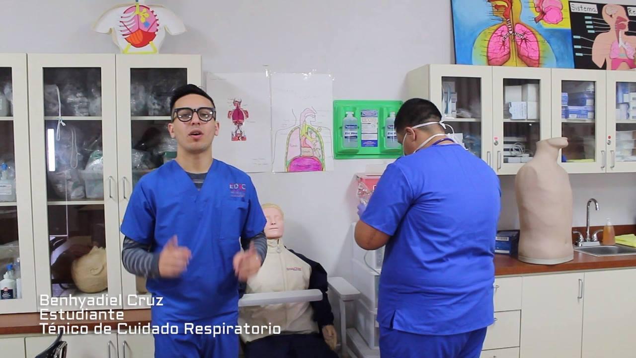 Mi nuevo canalPosibles Oportunidades de Empleo: Técnico de Cuidado Respiratorio