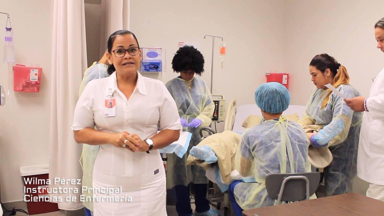 Bachillerato en Ciencias de Enfermería (Programa de la Semana)