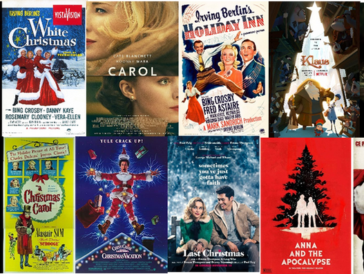 The 12 Days of Christmas Movies