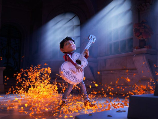 Flash Review: Coco