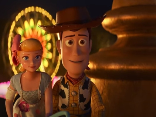 Flash Review: Toy Story 4