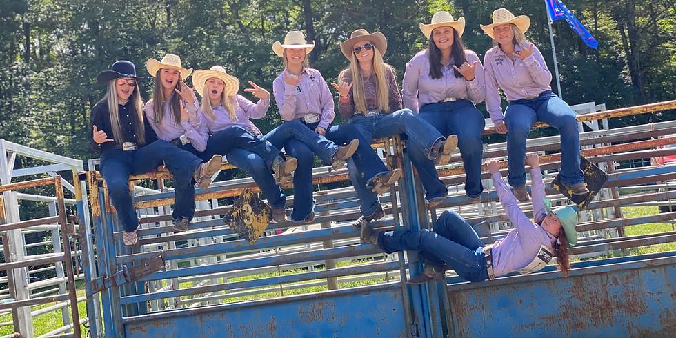 West Virginia High School Rodeo State Finals