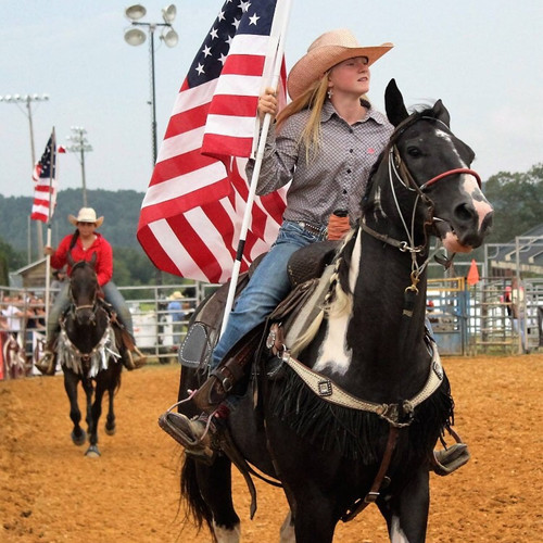 Home West Virginia High School Rodeo Association