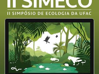 Apresentações de pesquisadores do PELD Catimbau no II Simpósio de Ecologia e Manejo de Recursos Natu