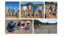 Pilot project on Caatinga restoration techniques in Catimbau National Park