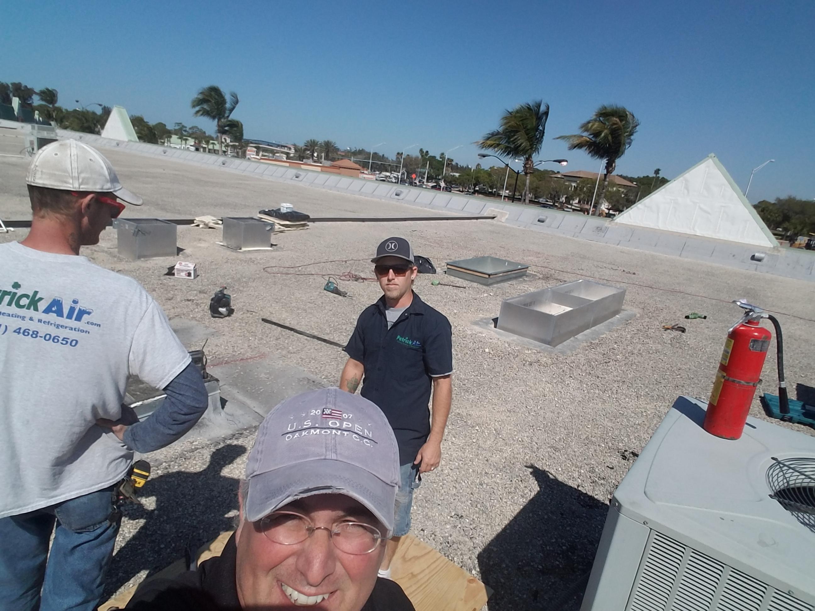 Commercial A/C Refrigeration Heating Installation Venice, FL Sarasota County