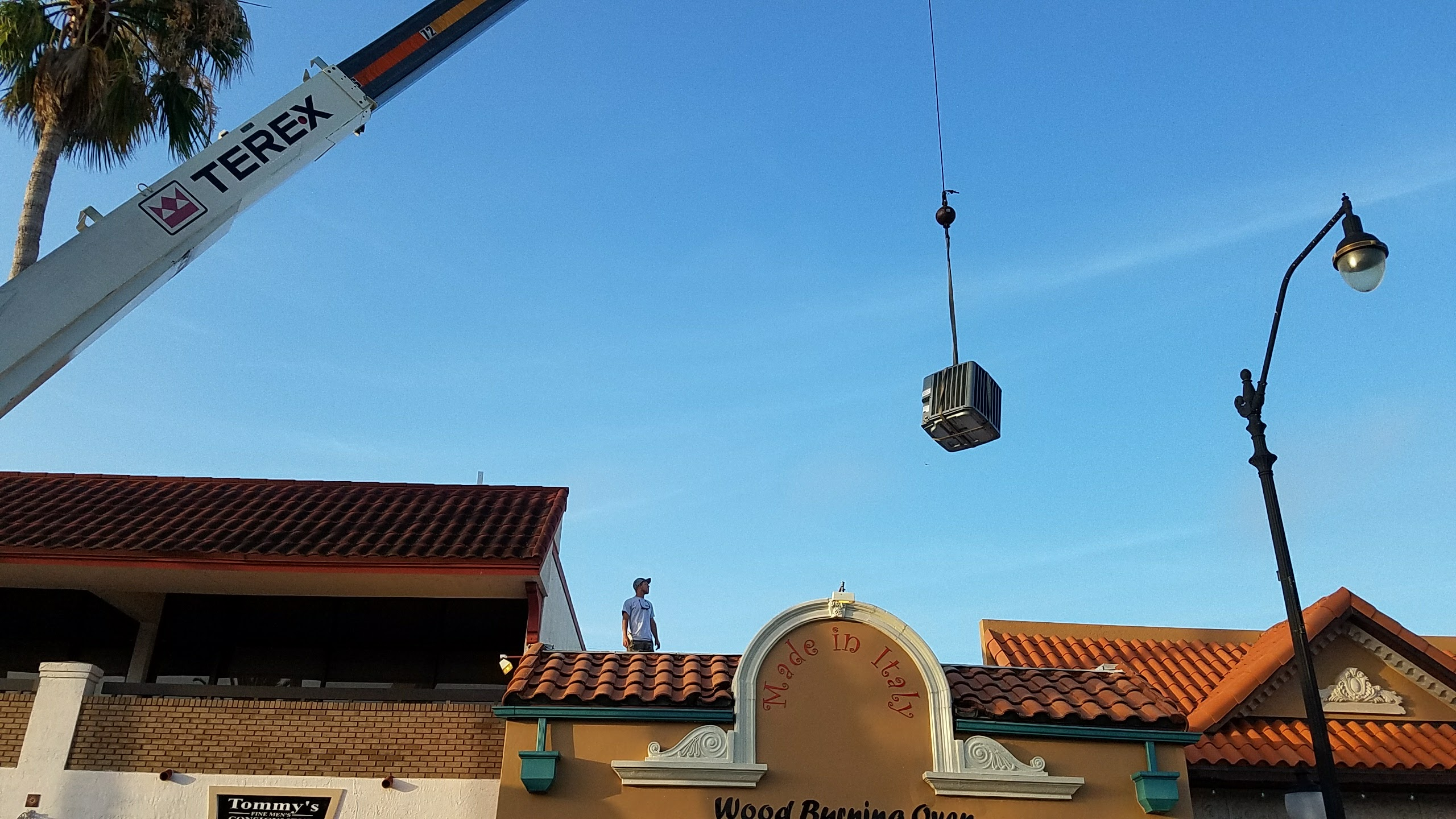 Air Conditioning Replacement Made in Italy Venice, FL