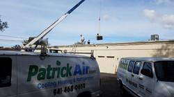 PatrickAir Commercial HVACR Sarasota County FL