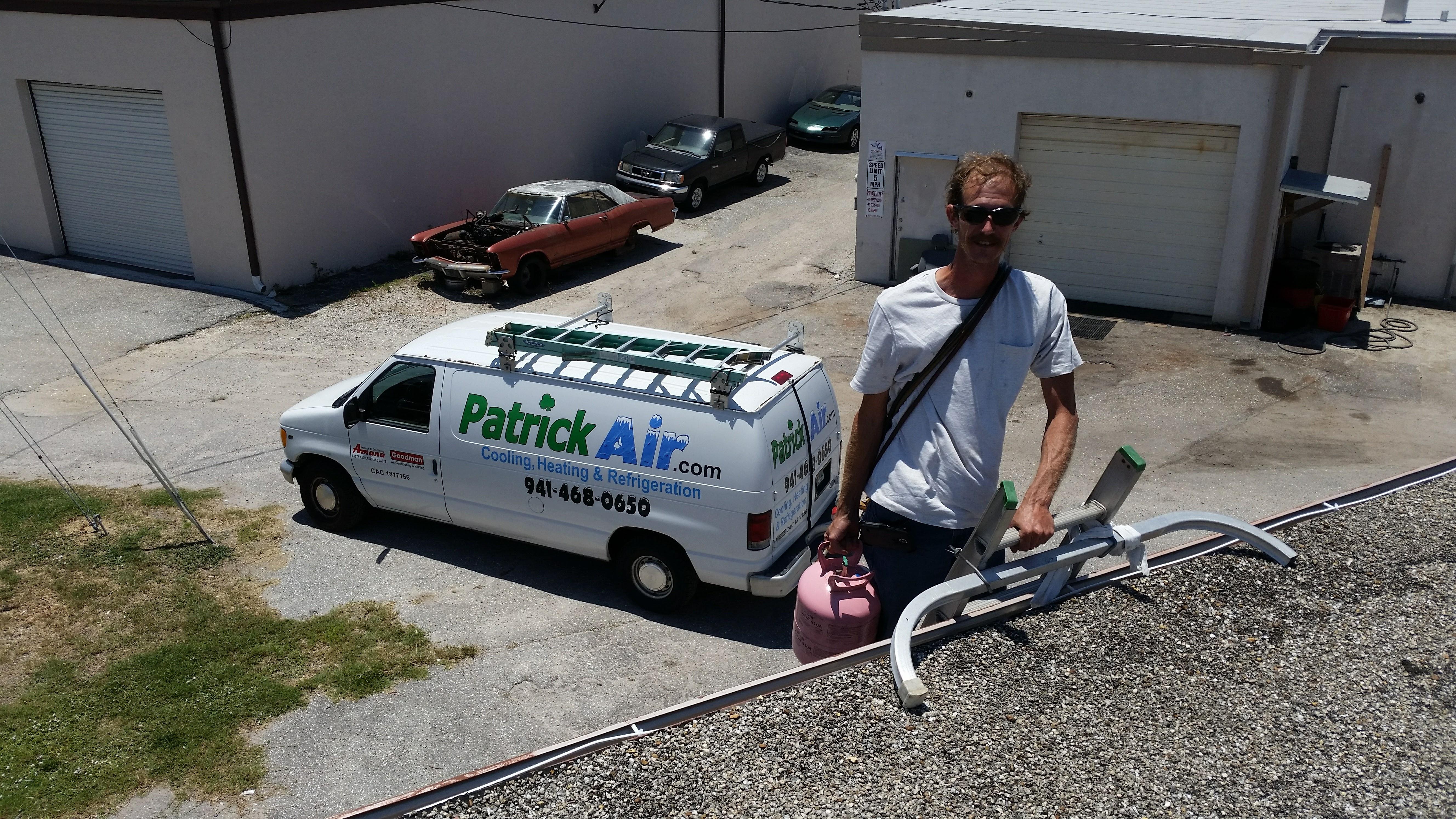 PatrickAir Commercial Maintenance Venice, FL