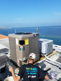 Residential Air Conditioning and Heat Pump Installation and Replacement Longboat Key, FL