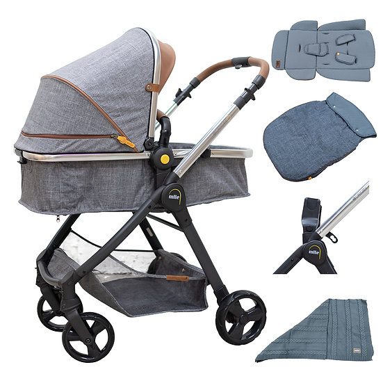 Mlle Origin Travel system - Bundle