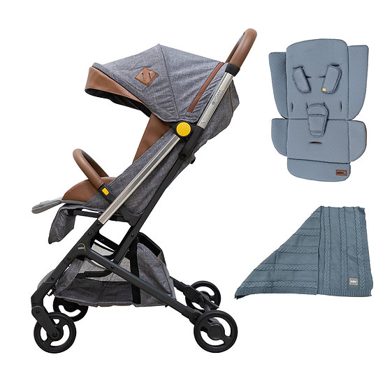 Mlle Roam Pushchair (no adaptors) - Bundle