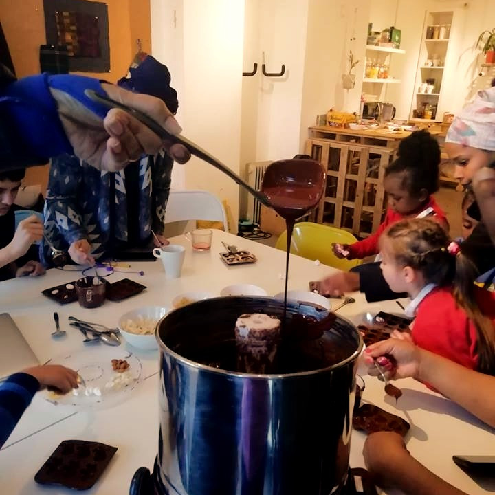 Chocolate Workshop for Families