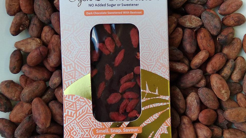 "Beetroot Chocolate [""No Added Sugar""]"