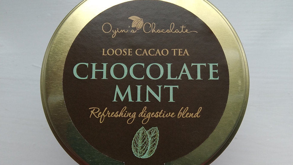 Cacao Mint Tea (Loose Tea)