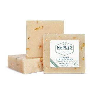 Almond Coconut Natural Bar Soap