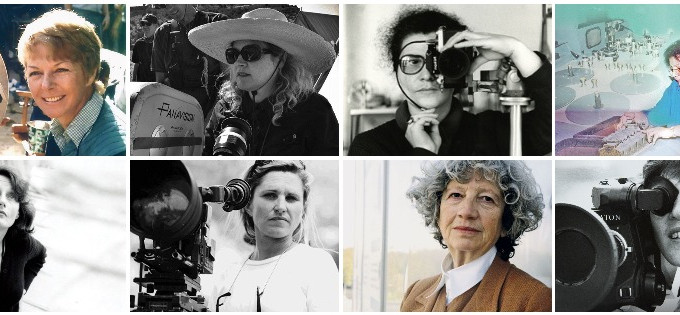 The Celluloid Void Project: A Compendium of Female Cinematographers in Chronological Order (Through