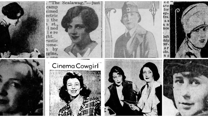 The Celluloid Void Project: A Compendium of Female Screenwriters, 1900–1950