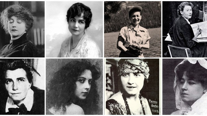 The Celluloid Void Project: A Compendium of Female Film Directors, 1900–1980