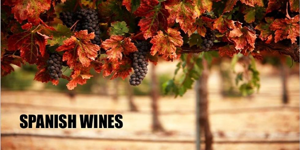 A Taste of.... SPAIN