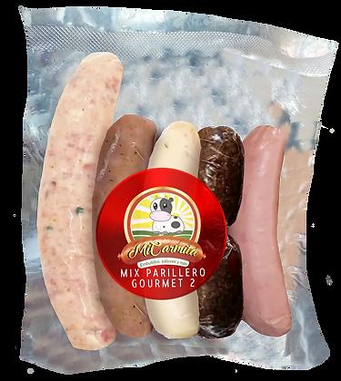 Mix parrillero gourmet 2