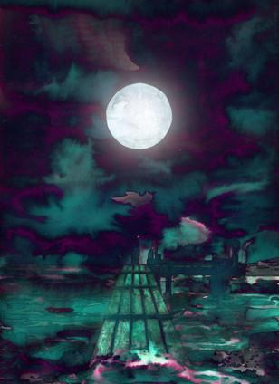 Grøn måne