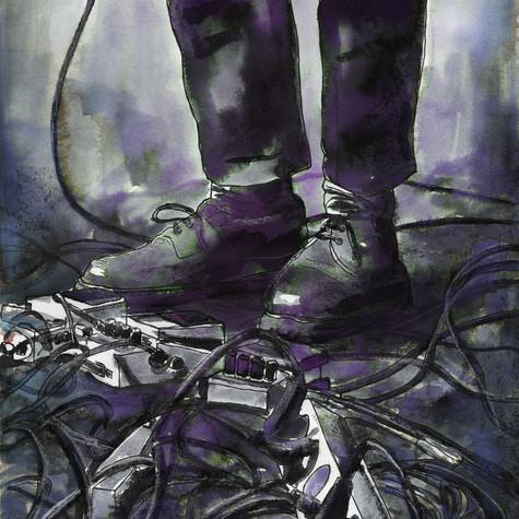 Bisses fødder