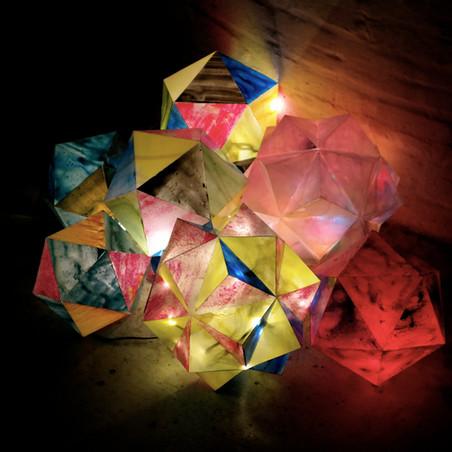 Geometriske lys-objekter