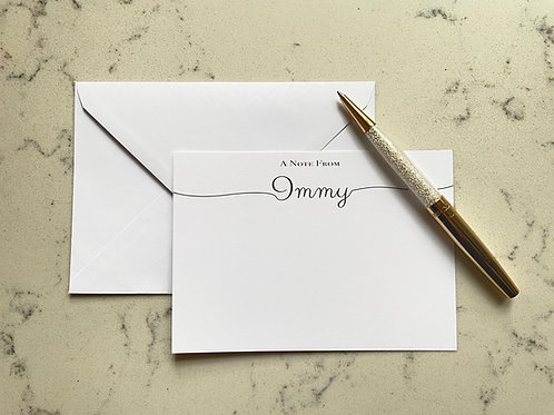 16 Note Cards