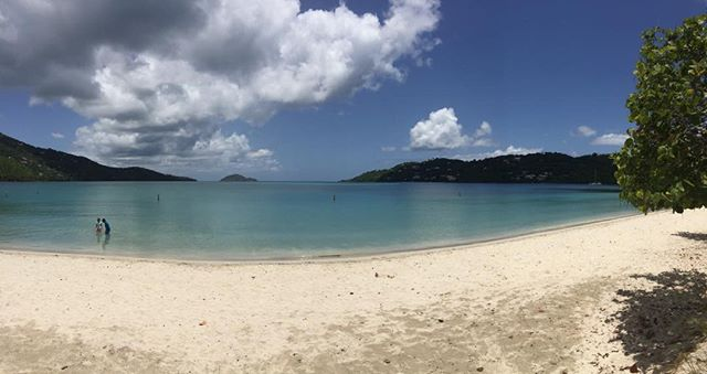 Magen's Bay, USVI  One of the most peace