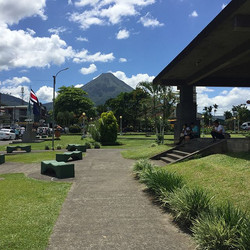 Arenal Volcano, majestic from every vant