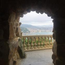 San Sebastián, Spain, a beautiful city b