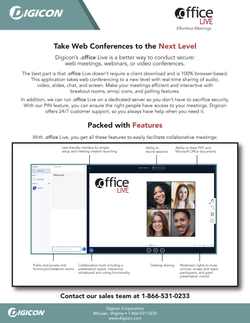 .office Live Slick Sheet